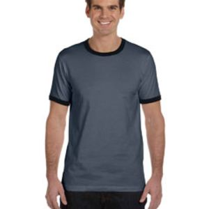 Men's Jersey Short-Sleeve Ringer T-Shirt Thumbnail