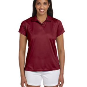 Ladies' 4 oz. Polytech Polo Thumbnail