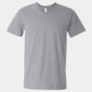 Adult Lightweight V-Neck T-Shirt Thumbnail