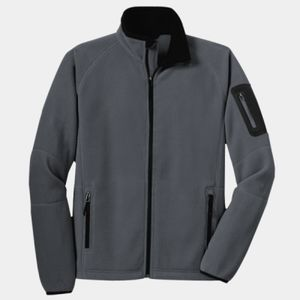 Ladies Enhanced Value Fleece Full Zip Jacket Thumbnail
