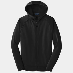 Rival Tech Fleece Full Zip Hooded Jacket Thumbnail