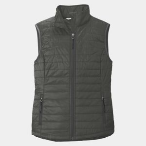 ® Ladies Packable Puffy Vest Thumbnail